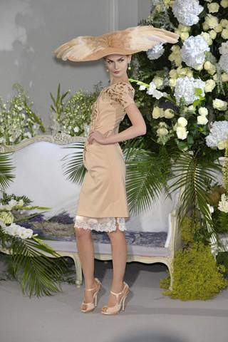 Fall 2009 Christian Dior/Haute Couture/Courtesy of Elle.com