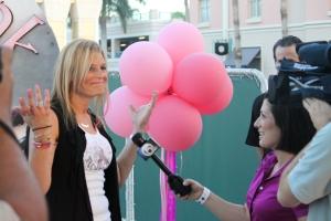 Stephanie Robin-Founder of 'Think Pink Rocks'