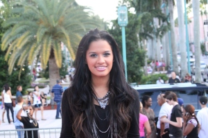 one of my beautiful role models, BET's 106 n Park host, Rocsi